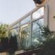 Pultdachwintergarten<br />auf vorhandener Terrasse angebaut<br /><strong>Ort:</strong><br />Eheleute Leichtfuß<br />61118 Bad Vilbel